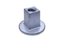 Ecrou carré pour banches SATECO