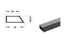 Profil trapèze angle droit